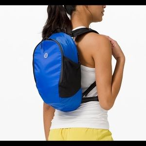 Lululemon Fast and Free Backpack 13L Wild Bluebell